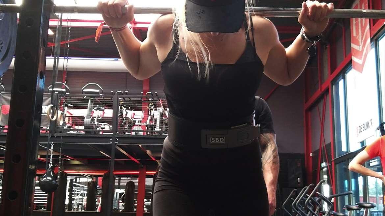 Voorbereiding op mijn eerste wedstrijd powerliften!