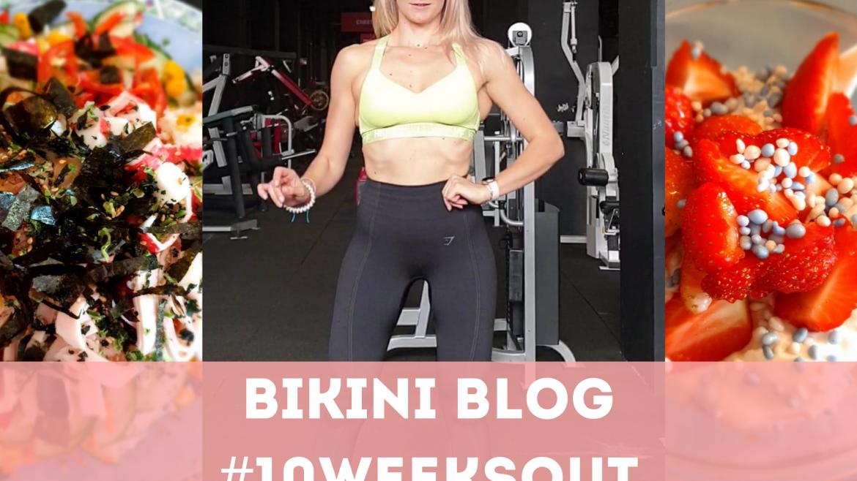 Bikiniblog #10weeksout – Hoe houd ik het vol?