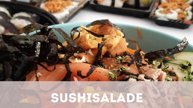 Sushisalade – een echte sushisensatie!
