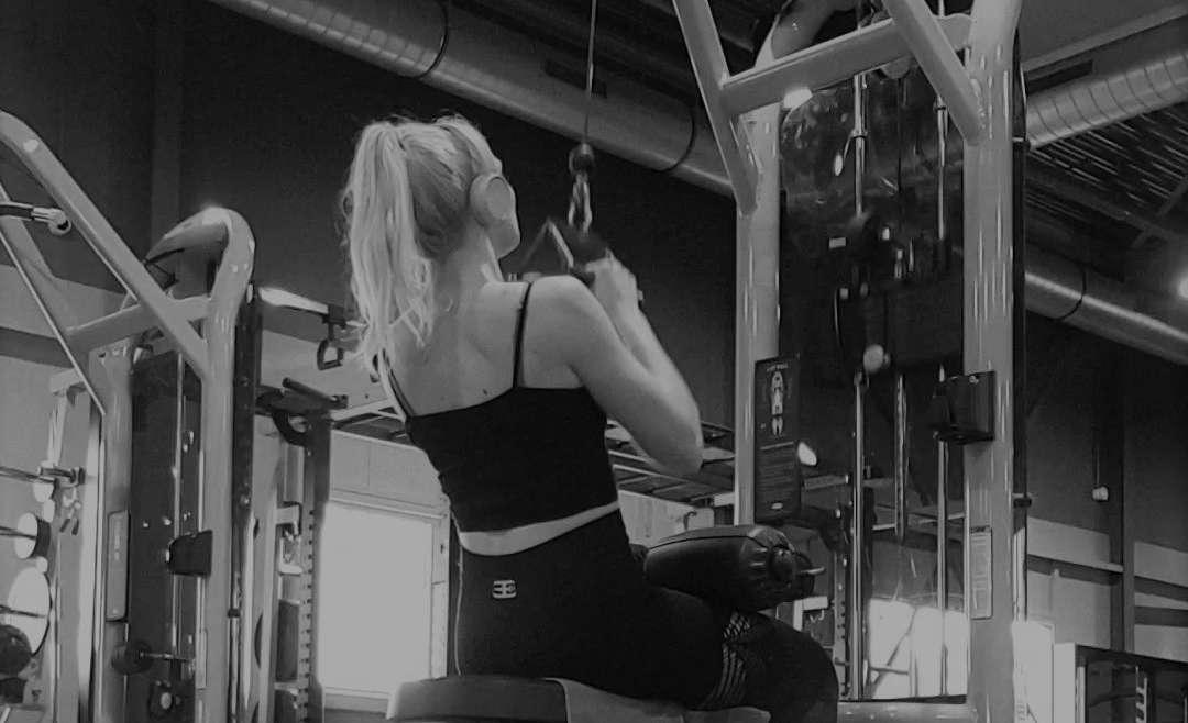 Zelfverzekerder worden in de gym